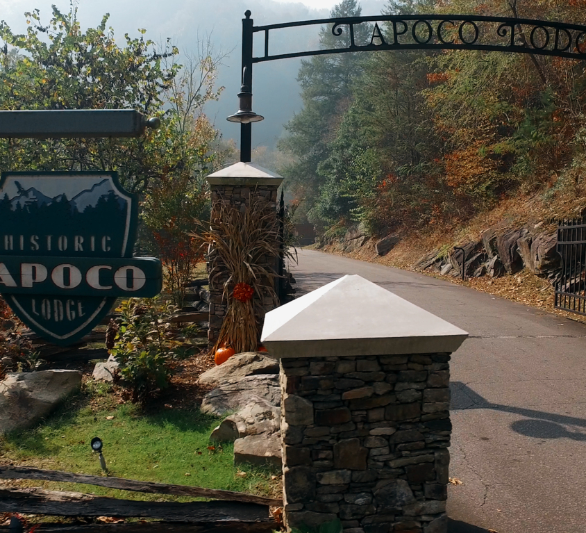 Tapoco Entrance